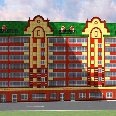 Строительство жилого дома в пгт. Медведево улица Полевая (поз. 10)