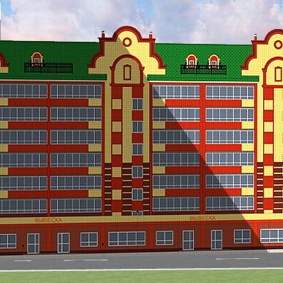Строительство жилого дома в пгт. Медведево улица Полевая (поз.11)