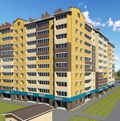 Строительство жилого дома в  с. Семеновка улица Молодежная