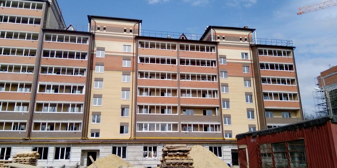 Жилой дом по ул. Первомайская