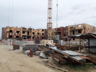 Строительство жилого дома в Ширяйково, позиция 3/1